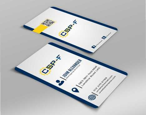 Business cards Business Cards and Stationery  Draft # 93 by DesignBlast