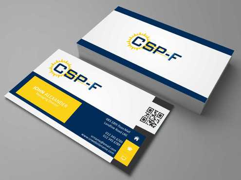Business cards Business Cards and Stationery  Draft # 97 by DesignBlast