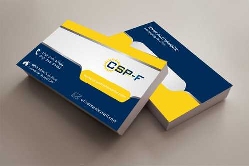 Business cards Business Cards and Stationery  Draft # 101 by DesignBlast