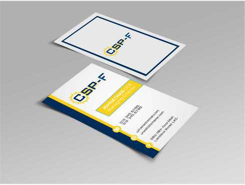 Business cards Business Cards and Stationery  Draft # 118 by DesignBlast