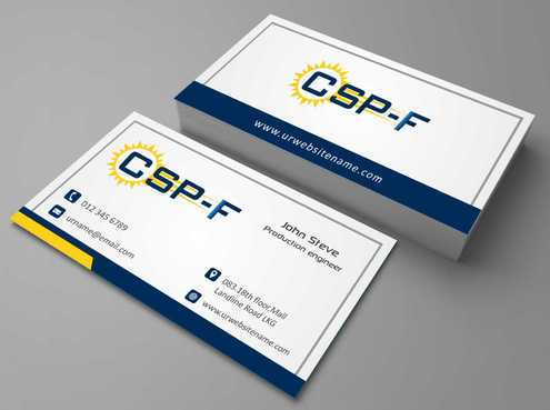 Business cards Business Cards and Stationery  Draft # 123 by DesignBlast