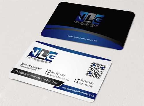 www.NetLeaseGRP.com (is our best site) Business Cards and Stationery  Draft # 38 by DesignBlast