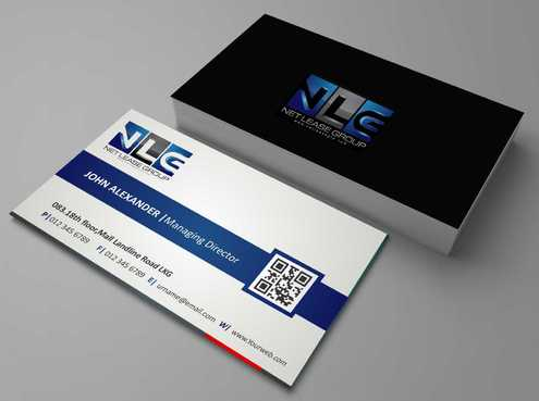 www.NetLeaseGRP.com (is our best site) Business Cards and Stationery  Draft # 43 by DesignBlast