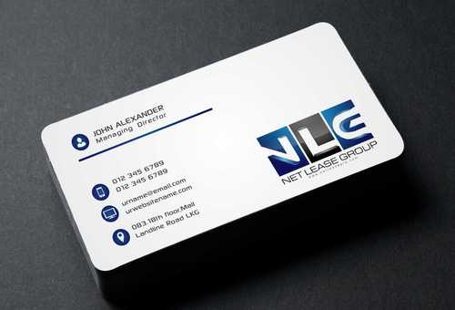 www.NetLeaseGRP.com (is our best site) Business Cards and Stationery  Draft # 49 by DesignBlast