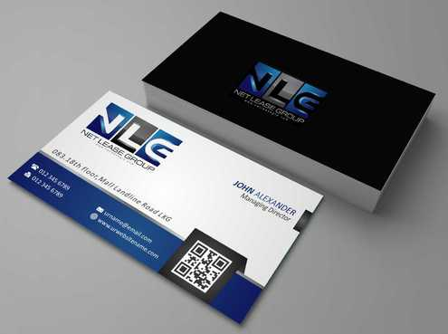 www.NetLeaseGRP.com (is our best site) Business Cards and Stationery  Draft # 58 by DesignBlast