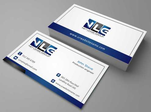 www.NetLeaseGRP.com (is our best site) Business Cards and Stationery  Draft # 73 by DesignBlast