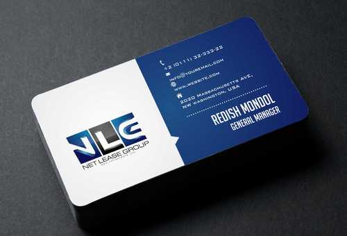www.NetLeaseGRP.com (is our best site) Business Cards and Stationery  Draft # 74 by DesignBlast