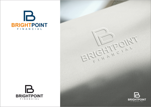BrightPoint Financial A Logo, Monogram, or Icon  Draft # 252 by tomovart