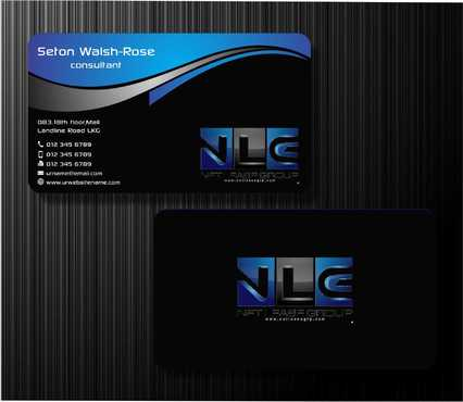 www.NetLeaseGRP.com (is our best site) Business Cards and Stationery  Draft # 104 by Dawson