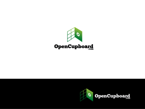 OpenCupboard.com A Logo, Monogram, or Icon  Draft # 20 by Rajeshpk