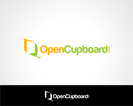 OpenCupboard.com A Logo, Monogram, or Icon  Draft # 21 by veedesign