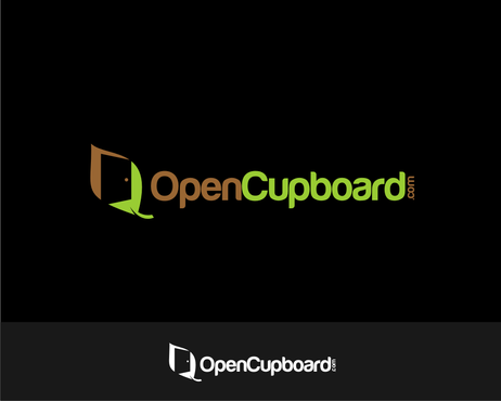 OpenCupboard.com A Logo, Monogram, or Icon  Draft # 24 by veedesign
