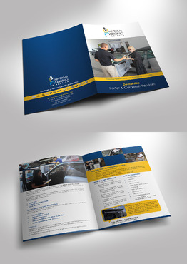 Porter, Valet and Detail/Car Wash Marketing collateral  Draft # 24 by jameelbukhari