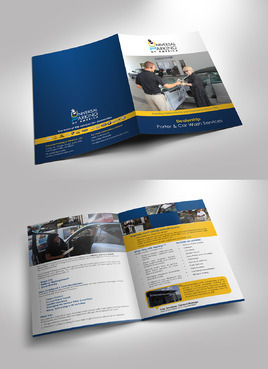 Porter, Valet and Detail/Car Wash Marketing collateral  Draft # 35 by jameelbukhari