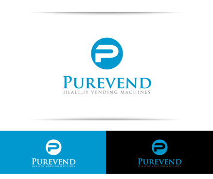"Purevend ""healthy vending machines"" Complete Web Design Solution  Draft # 4 by thelionstudios"