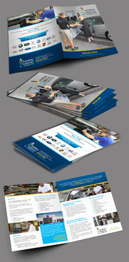 Porter, Valet and Detail/Car Wash Marketing collateral  Draft # 37 by Achiver