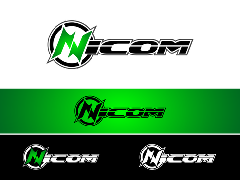NICOM Logo Winning Design by falconisty