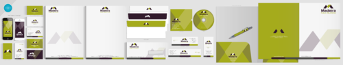 Client is a public relations agency Business Cards and Stationery Winning Design by aheadpoint
