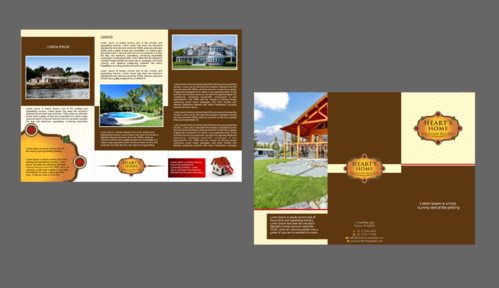 Heart's Home Vacation Rentals Marketing collateral  Draft # 14 by Xpert