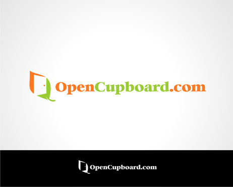OpenCupboard.com A Logo, Monogram, or Icon  Draft # 39 by veedesign