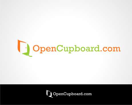 OpenCupboard.com A Logo, Monogram, or Icon  Draft # 40 by veedesign