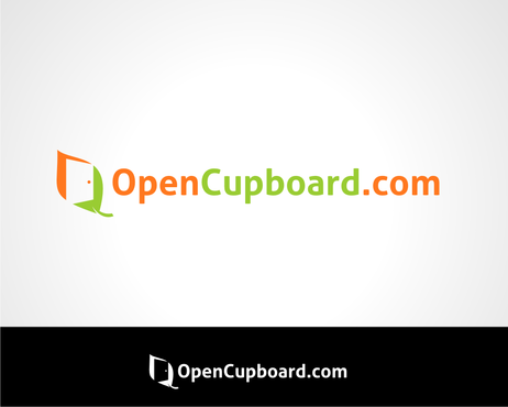 OpenCupboard.com A Logo, Monogram, or Icon  Draft # 41 by veedesign