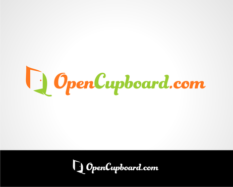 OpenCupboard.com A Logo, Monogram, or Icon  Draft # 42 by veedesign