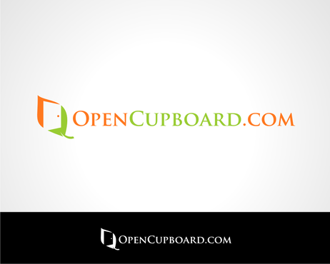 OpenCupboard.com A Logo, Monogram, or Icon  Draft # 43 by veedesign