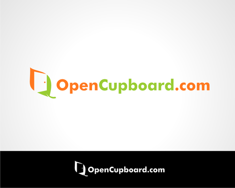 OpenCupboard.com A Logo, Monogram, or Icon  Draft # 44 by veedesign