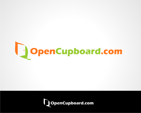 OpenCupboard.com A Logo, Monogram, or Icon  Draft # 45 by veedesign