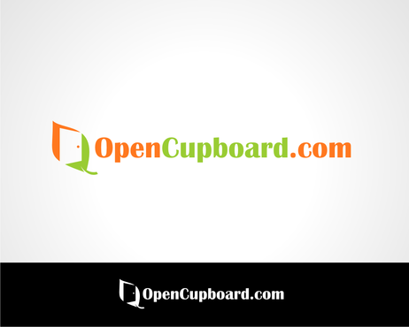 OpenCupboard.com A Logo, Monogram, or Icon  Draft # 46 by veedesign