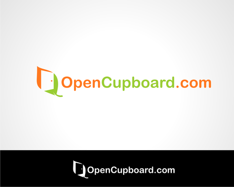 OpenCupboard.com A Logo, Monogram, or Icon  Draft # 47 by veedesign