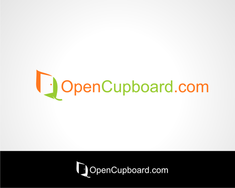 OpenCupboard.com A Logo, Monogram, or Icon  Draft # 48 by veedesign