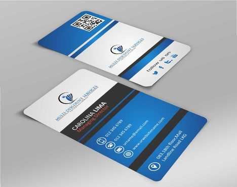 Multi-Discount Services International Business Cards and Stationery  Draft # 117 by DesignBlast