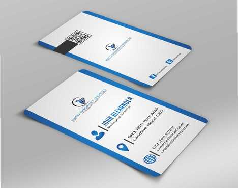 Multi-Discount Services International Business Cards and Stationery  Draft # 127 by DesignBlast