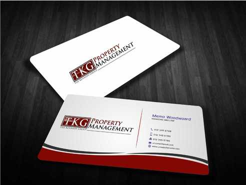 Logos Attached Business Cards and Stationery  Draft # 203 by Dawson