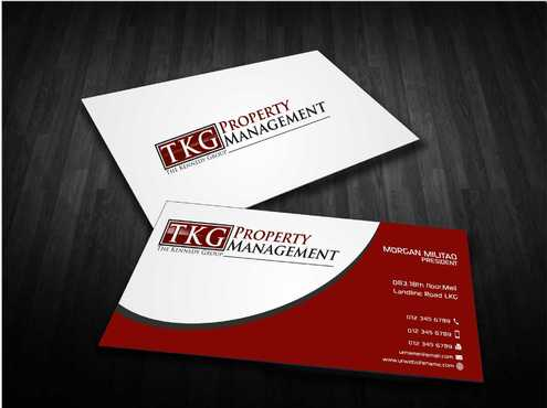 Logos Attached Business Cards and Stationery  Draft # 205 by Dawson