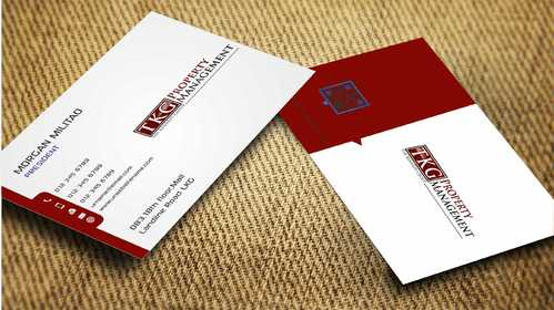 Logos Attached Business Cards and Stationery  Draft # 211 by Dawson