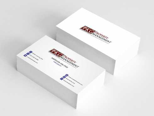 Logos Attached Business Cards and Stationery  Draft # 214 by Dawson