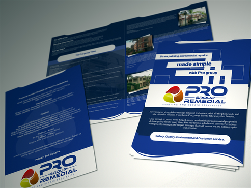 Pro group remedial Marketing collateral  Draft # 3 by thebullet