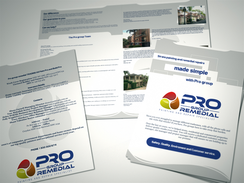 Pro group remedial Marketing collateral  Draft # 4 by thebullet