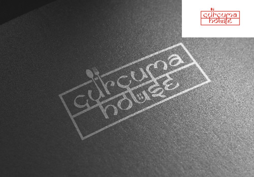 Curcuma House A Logo, Monogram, or Icon  Draft # 51 by OneLife