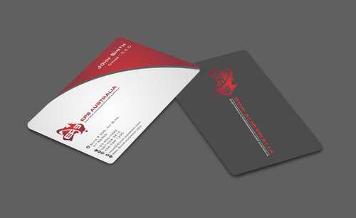 EPS Group Australia Business Cards and Stationery  Draft # 216 by Dawson