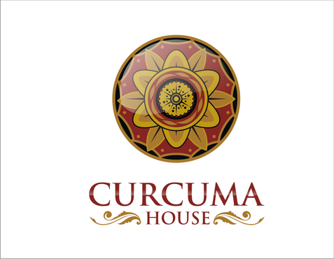 Curcuma House A Logo, Monogram, or Icon  Draft # 138 by otakatik