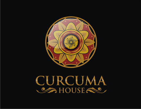 Curcuma House A Logo, Monogram, or Icon  Draft # 139 by otakatik