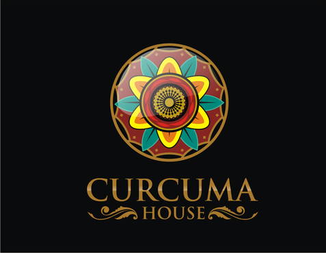 Curcuma House A Logo, Monogram, or Icon  Draft # 176 by otakatik