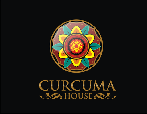 Curcuma House A Logo, Monogram, or Icon  Draft # 177 by otakatik