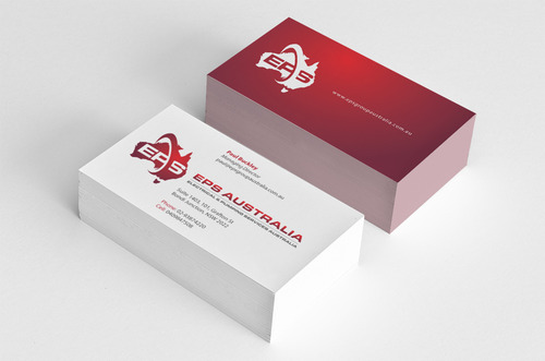 EPS Group Australia Business Cards and Stationery  Draft # 335 by vietcreative