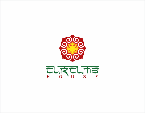 Curcuma House A Logo, Monogram, or Icon  Draft # 254 by kanyakitri