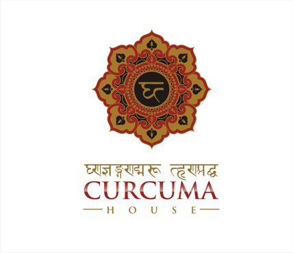 Curcuma House A Logo, Monogram, or Icon  Draft # 268 by otakatik